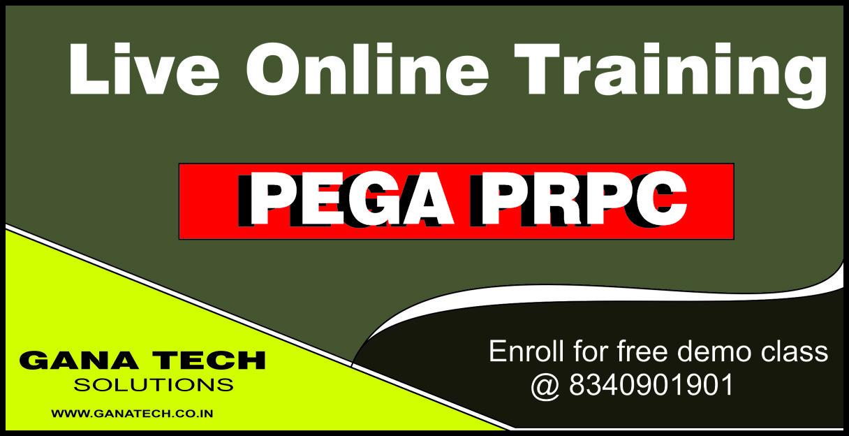 pega prpc online training in hyderabad